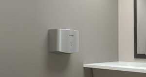 Review aike ak2630s Hand Dryer