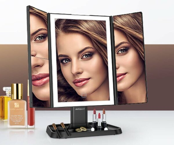 Review Airexpect Vanity Mirror